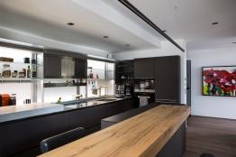 Küche Interior Design modern Innenarchitektur