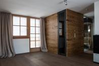 Spa Sauna Wellness Interior Design modern Innenarchitektur Penthousewohnung