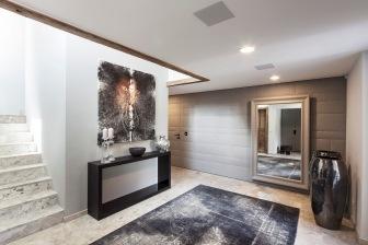 Eingangsbereich Interior Design modern Innenarchitektur
