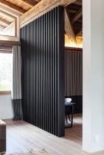 Raumtrenner Interior Design modern Innenarchitektur