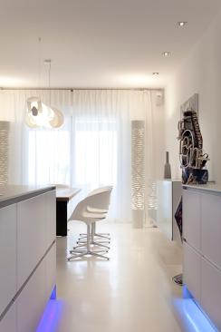 Essbereich Interior Design modern Innenarchitektur