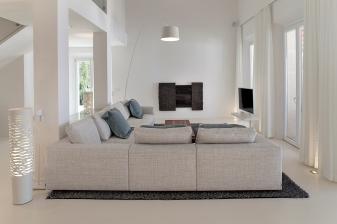 Wohnbereich Interior Design modern Innenarchitektur
