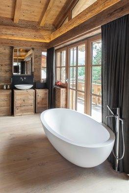 Badezimmer Interior Design modern Innenarchitektur