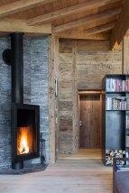 Kamin Ofen Interior Design modern Innenarchitektur