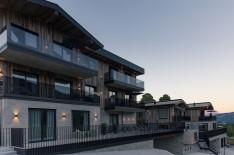 Modern alpin Interior Design Innenarchitektur Tirol Apartments Going Triple A