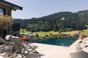 Modern alpin Interior Design Innenarchitektur Tirol Apartments Going Triple A